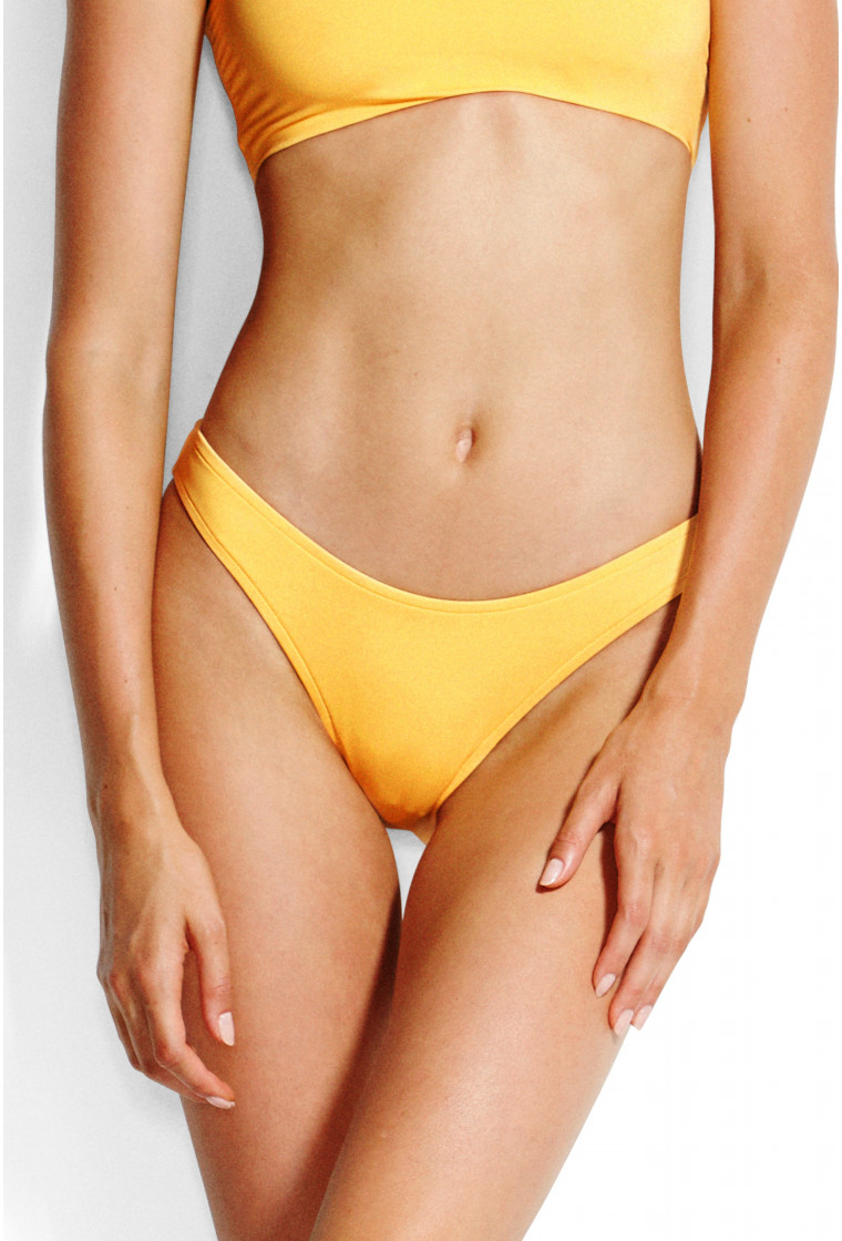 Bas de Bikini High Cut SEAFOLLY, Buttercup - Active