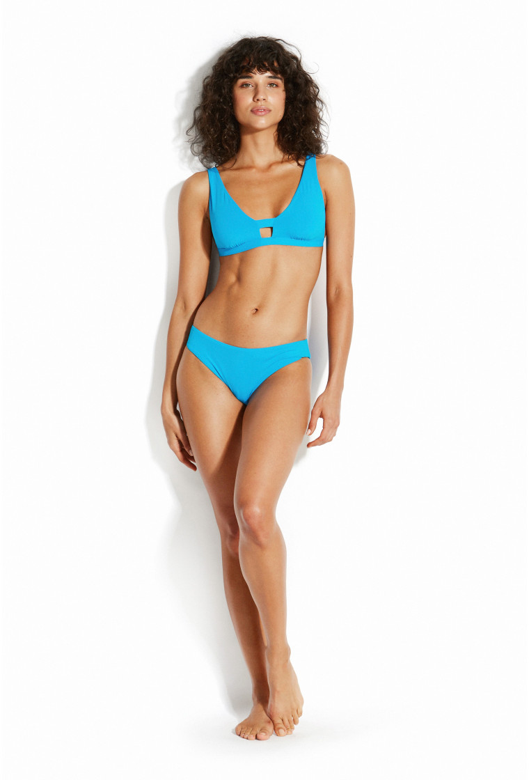 SEAFOLLY , Hipster bikini bottom, Electric Blue - Active