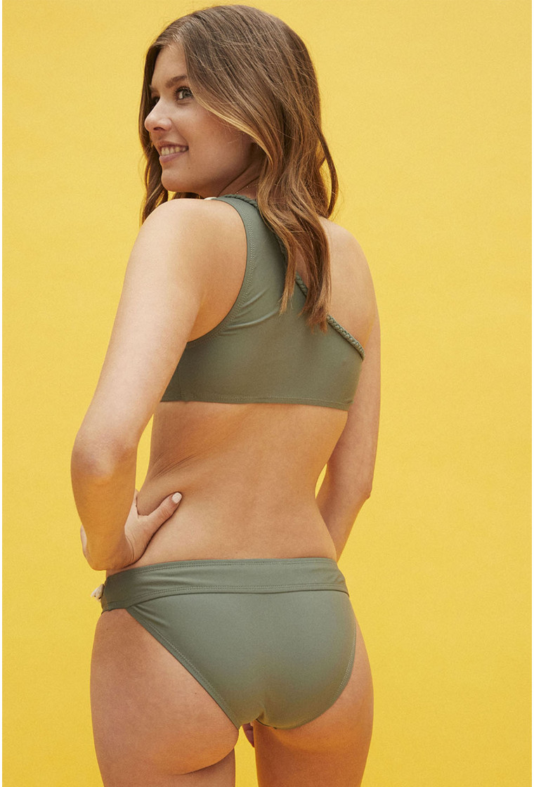Two-piece swimsuit, AMENAPIH, Blue - Timothy